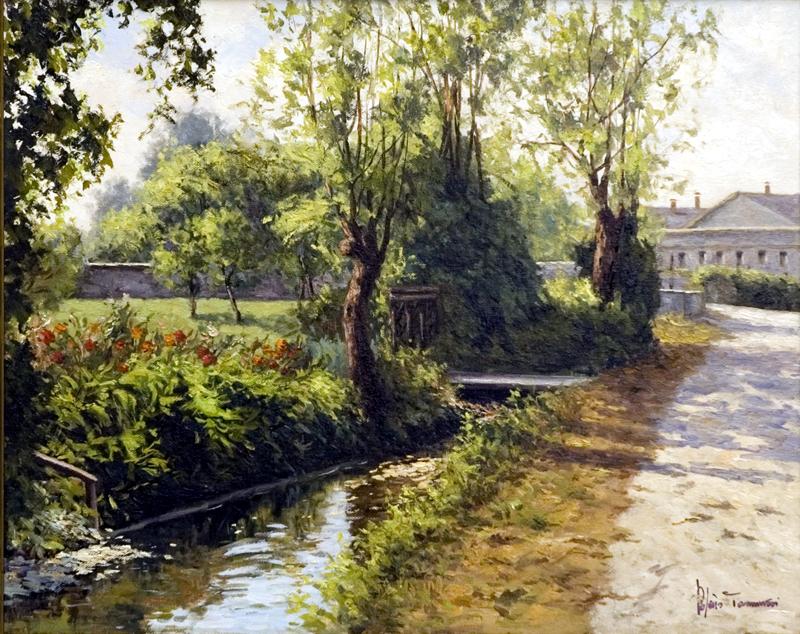 Paesaggio Roberto Tommasi